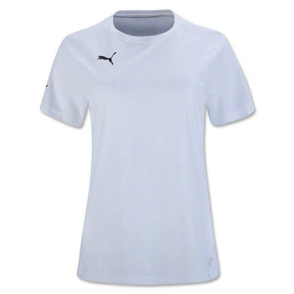 PUMA Women's Speed Jersey (White)