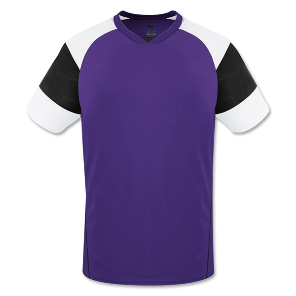 High Five Mundo Jersey (Pur/Blk)