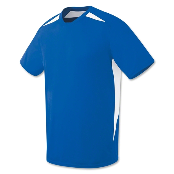 High Five Hawk Jersey (Royal/White)