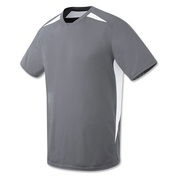 High Five Hawk Jersey (Grey/White)