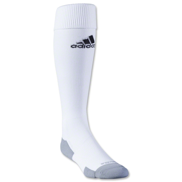 adidas Copa Zone Cushion II Irregular Sock 3 Pack (White)