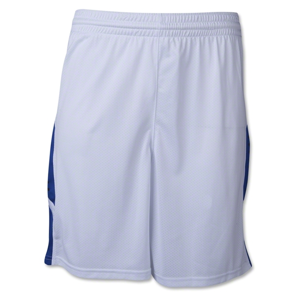 Warrior Burn Stock Game Short (Wh/Ro)