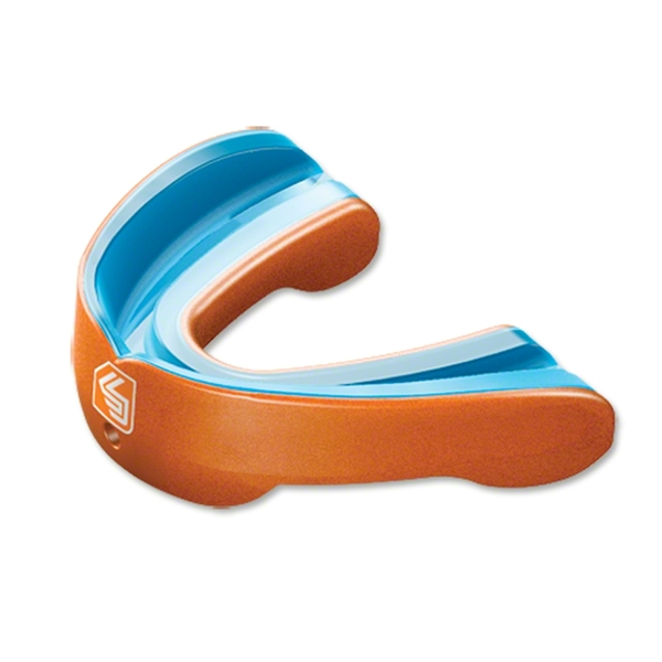 Shock Doctor Gel Nano Convertible Mouthguard (Orange)