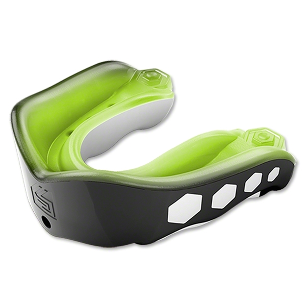 Shock Doctor Gel Max Flavor Fusion Mouthguard (Yellow)