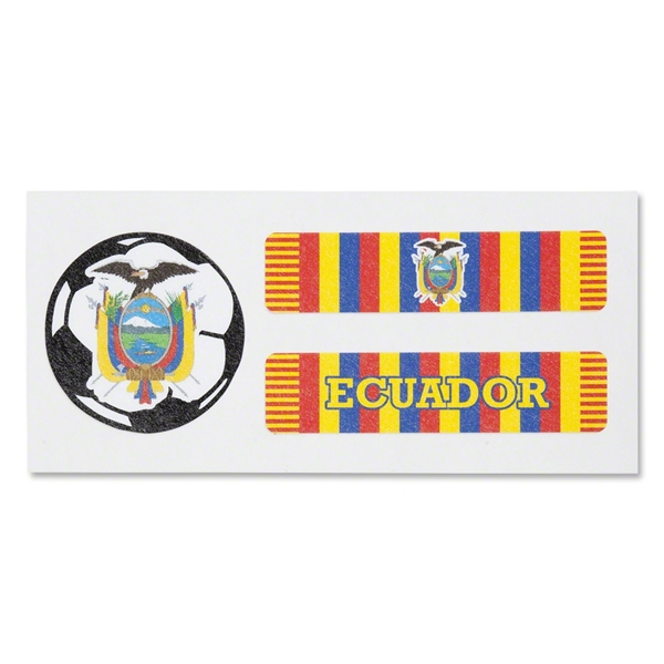 Ecuador Sport Strips Eyeblacks