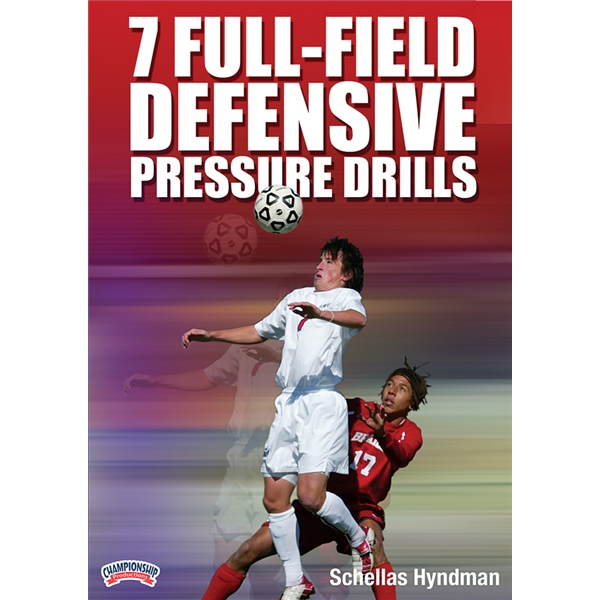 7 Full-field Defensive Pressure Drills DVD