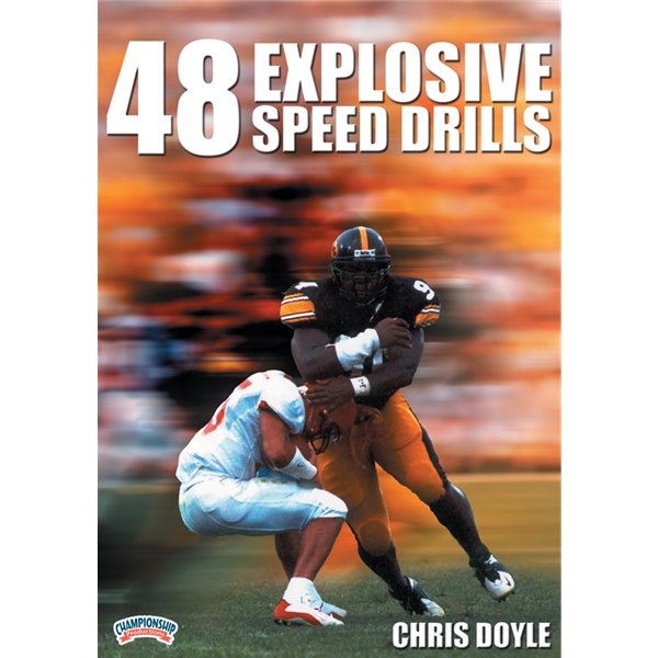 48 Explosive Speed Drills DVD