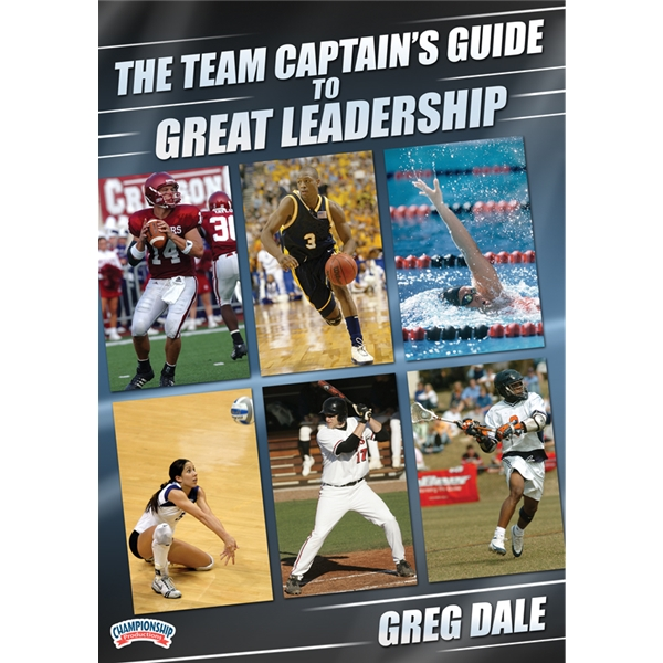 The Team Captains Guide for Great Leadership DVD