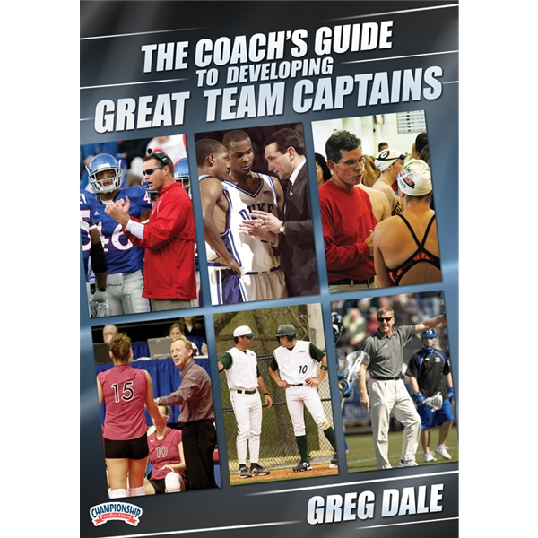 The Coach's Guide to Developing Great Team Captains DVD