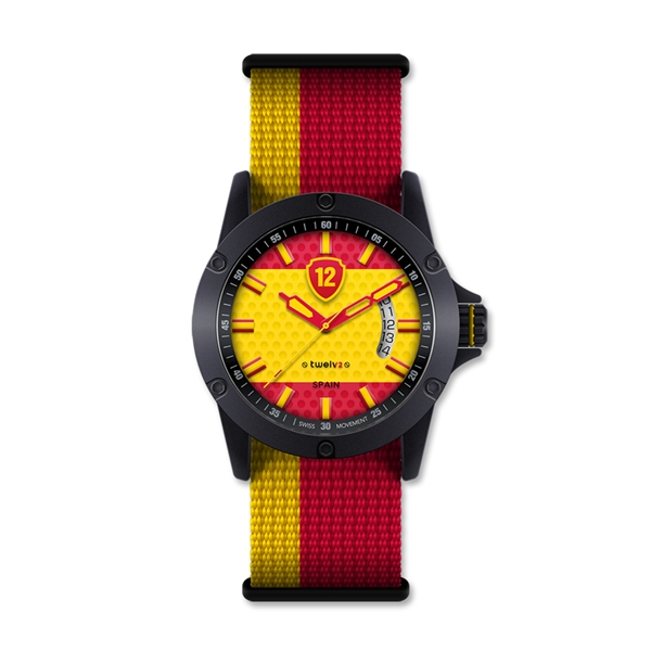 Spain 39 mm Watch