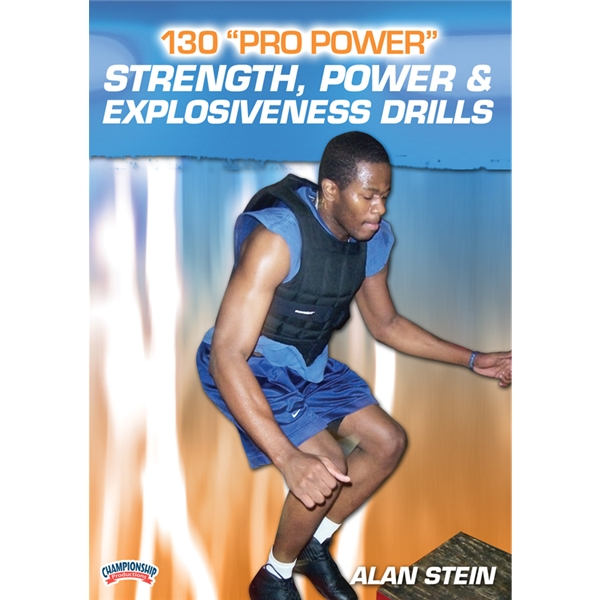 130 Pro Power Strength, Power and Explosiveness DVD