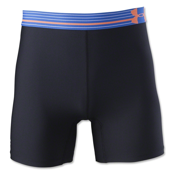 Under Armour HeatGear Alpha 5 Mid Short (Blk/Royal)