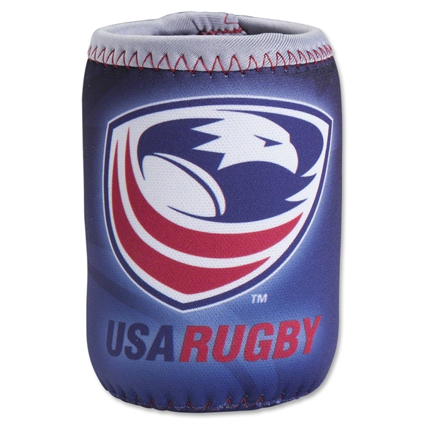 USA Rugby Can Cooler