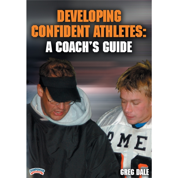 Developing Confident Athletes DVD