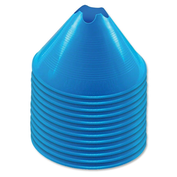 Large Disc Cone 12 Pack (Royal)