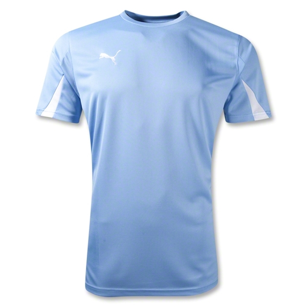 PUMA Team Soccer Jersey (Sk/Wh)