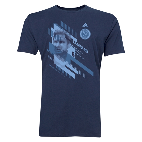 New York City FC Lampard Tracer T-Shirt