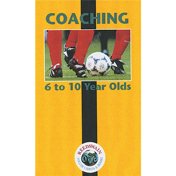 Coaching 6-10 Years Olds DVD