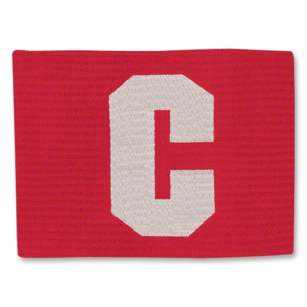 European Style Captain's Armband (Red)