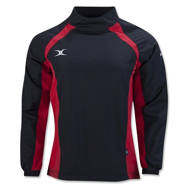 Gilbert Jet Training Jacket (Black/Red)