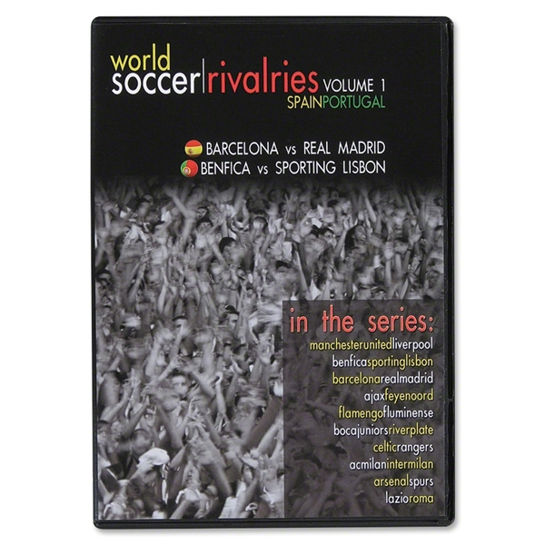 World Soccer Club Rivalries Vol. 1 Spain/Portugal