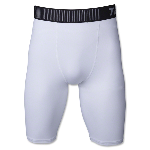 adidas Base TechFit 9 Short Tight (White)