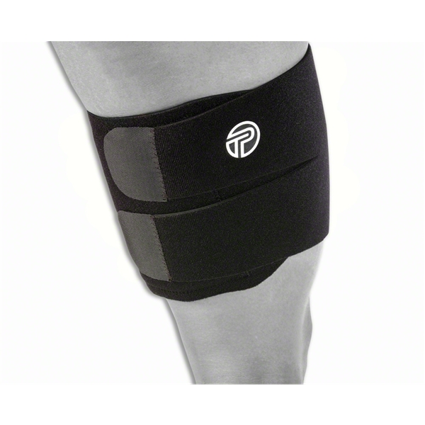Tandem Hamstring Compression Wrap (Black)