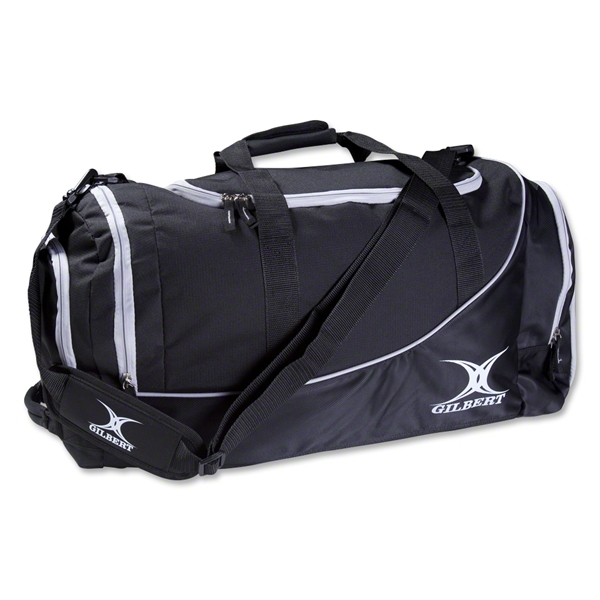 Gilbert Club Holdall V2 Duffle (Black)