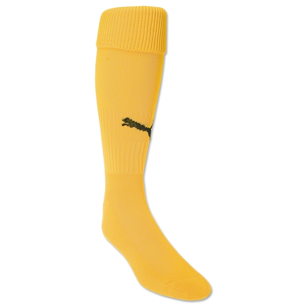 PUMA Team Sock (Yellow)