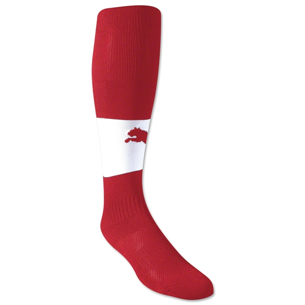 PUMA Power Tech Socks (Sc/Wh)