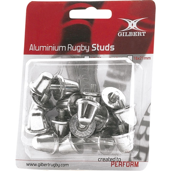 Gilbert Replacement Rugby Studs (15/18mm pack)