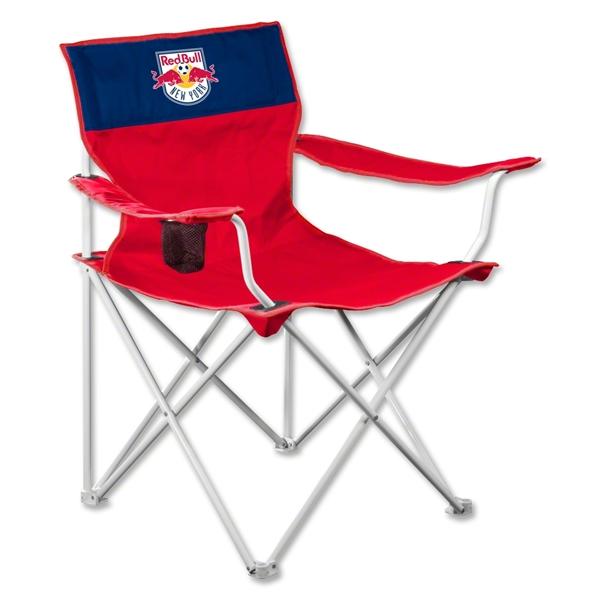 New York Red Bulls Canvas Chair
