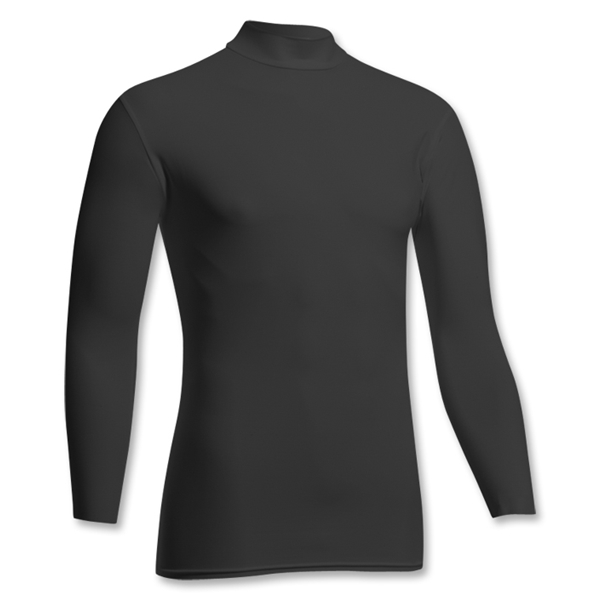 Power-Tek Compression LS Top (Black)