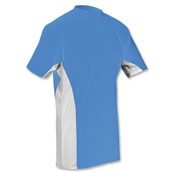 Power-Tek Pieced Shooter T-Shirt (Sk/Wh)