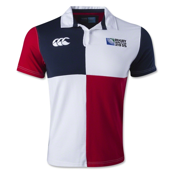 Rugby World Cup 2015 Harlequin Classic Rugby Jersey
