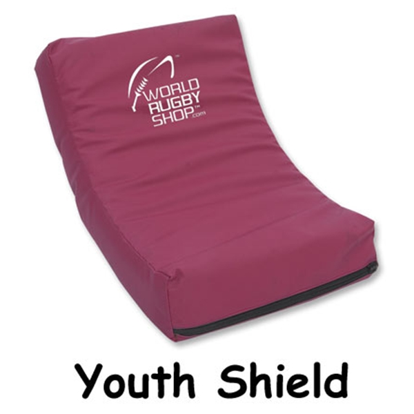 Youth Rugby Shield (Maroon)
