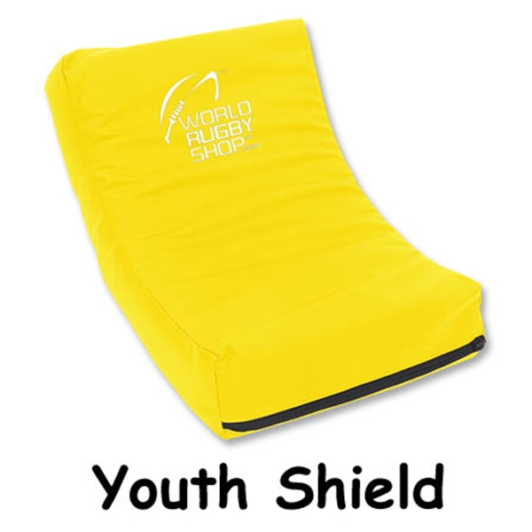 Youth Rugby Shield (Yellow)