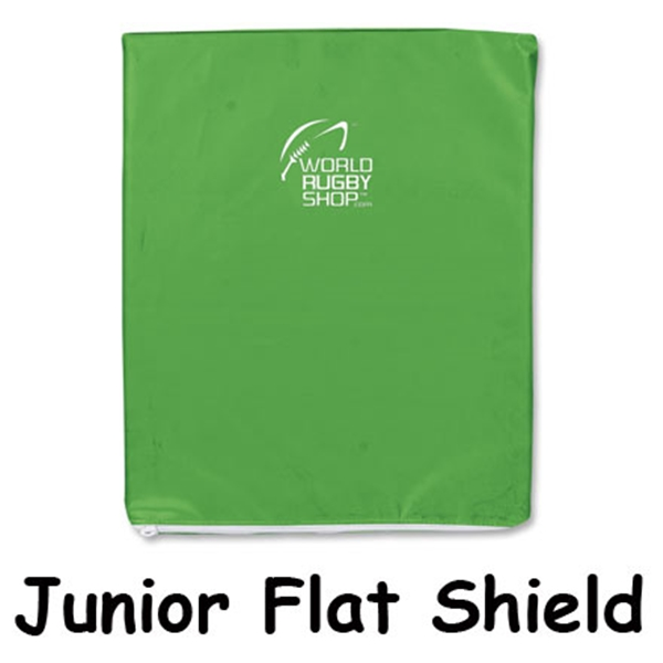 Junior Flat Shield (Green)