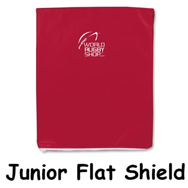 Junior Flat Shield (Red)