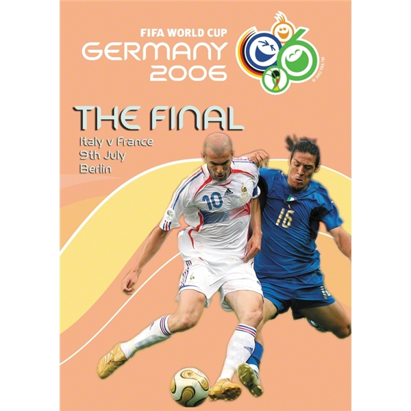 The Final Italy vs France