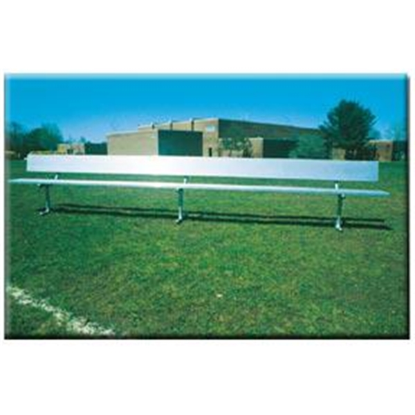 Goal Sporting Goods 21' Bench with Back