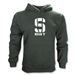 Michigan State University Rugby Hoody (Faded Logo)