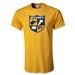 West Virginia University Rugby T-Shirt (Gold)