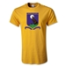 Media Rugby T-Shirt (Gold)