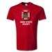 Ohio State Alumni Rugby T-Shirt (Red)