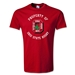 Property of Ohio State Alumni Rugby T-Shirt (Red)