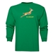 South Africa Springboks Men's LS T-Shirt (Green)