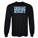 Uruguay Rugby Supporter LS T-Shirt (Black)