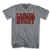 Ruckus Rugby Canada Vintage Rugby SS T-Shirt