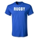 RUGBY Youth T-Shirt (Royal)